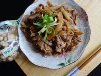 黑胡椒菇菇肉片炒【好菇道好食光】