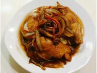 日式風味簡易紅燒雞肉