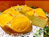 🍊翻轉香橙海棉蛋糕🍊6吋、全蛋打發