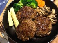【厚生廚房】日式漢堡排