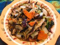 豬肉野菜煮