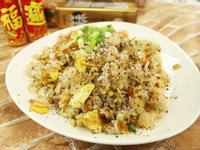 櫻花蝦炒飯 (豐衣足食)