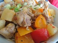 香辣夠味的新疆大盤雞