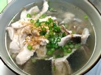 綜合海鮮虱目魚鹹粥