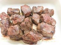 選對牛肉,無難度料理的香煎骰子牛肉