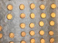 小黃點蛋黃餅乾
