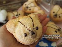 小熊布雪Bouchée(法式海棉小蛋糕)