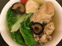 香菇雞湯(麵)