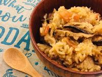 🍚粒粒分明的古早味香菇油飯