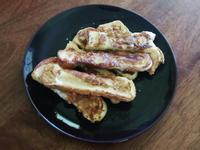 假日輕鬆吃早餐-法式吐司條