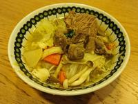 一鍋二吃:寶寶清燉/藥膳羊肉湯
