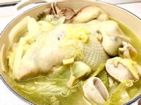 干貝鮑魚雞湯