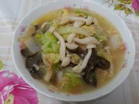 白菜滷菇菇【好菇道好食光】