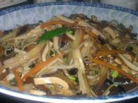 炒什錦食蔬