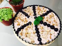 免烤:Oreo餅乾底巧克力乳酪蛋糕