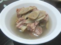 牛蒡排骨湯-電鍋簡單版