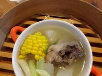 台糖安心豚-蘿蔔玉米上湯