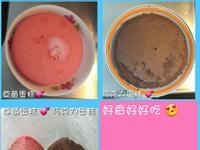電鍋蒸 巧克力蛋糕 草莓蛋糕 戚風蛋糕