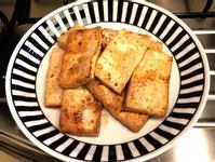 香煎豆腐(板豆腐)