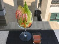 雞尾酒醬鮮蝦沙拉