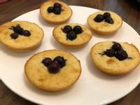 寶寶健康點心-藍莓蜂蜜蛋糕