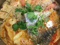 高蛋白「鱸魚海鮮叻沙」400卡