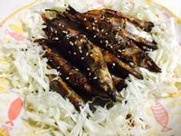 香烤蜜汁柳葉魚