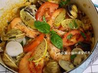 讚嘆seafood的蕃茄海鮮燉飯