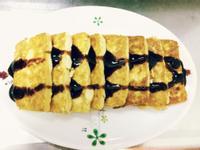 香煎雞蛋豆腐~懶人料理