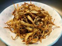 低脂輕食椒鹽杏鮑菇