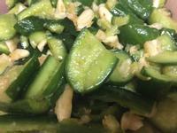 豆腐乳醃小黃瓜《私房料理》