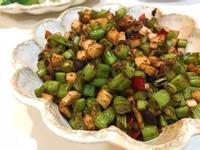 豆豉辣炒蒼蠅頭(蔬食版)~下飯好菜