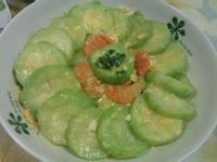 鹹蛋牛奶絲瓜
