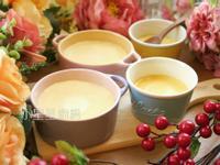 娜娜蛋白燉奶&蛋黃布丁(一蛋二吃)
