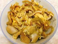 日式照燒菇菇雞腿肉丼飯