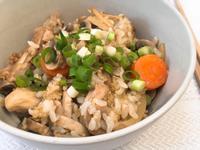 鑄鐵鍋料理❤️簡易麻油雞飯