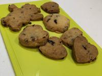 親子🍪超簡單酥香蔓越梅小餅乾
