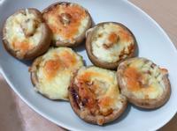 焗烤香菇簡單到沒朋友