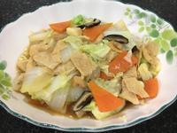豆皮開陽白菜