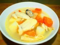 馬鈴薯雞湯