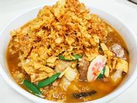 西魯肉 + 酥炸芋頭條