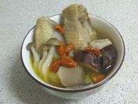 超鮮美菇菇雞湯