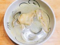 蒜香蛤蠣雞湯