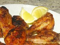 紅椒檸檬雞翅 Paprika Wings