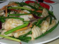 【康寶鮮味炒手】~韭菜鮮炒花枝片