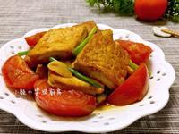 蕃茄燒豆腐