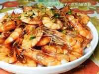 ㄚ曼達的廚房~康寶鮮味炒手鰹魚口味~鹹酥蝦