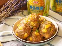 玉米蔥肉丸子