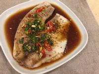 檸檬鯛魚片,泰式減肥餐