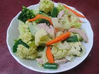 綜合炒花椰菜